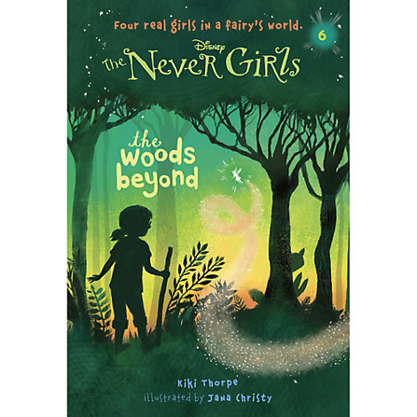 The Never Girls Book - ''The Woods Beyond''