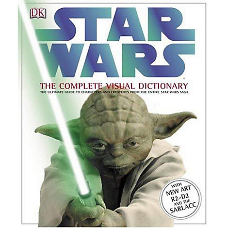 Star Wars: The Complete Visual Dictionary Book