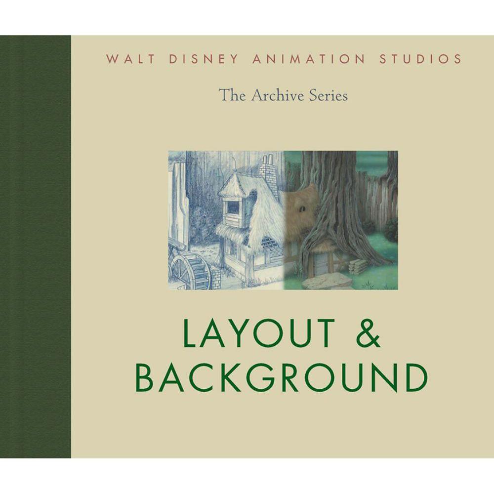 Layout & Background – Walt Disney Animation Studios Archive Series Book