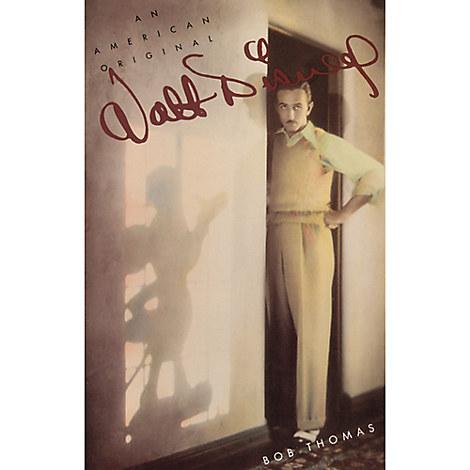 Walt Disney: An American Original Book