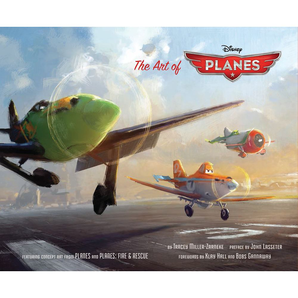 The Art of Planes Book Official shopDisney