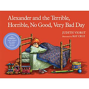 Alexander and the Terrible, Horrible, No Good, Very Bad Day Book 7741055951349P