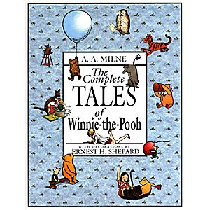 The Complete Tales of Winnie-the-Pooh Book