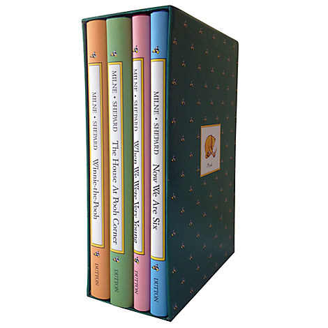 Winnie-the-Pooh's Library Box Set