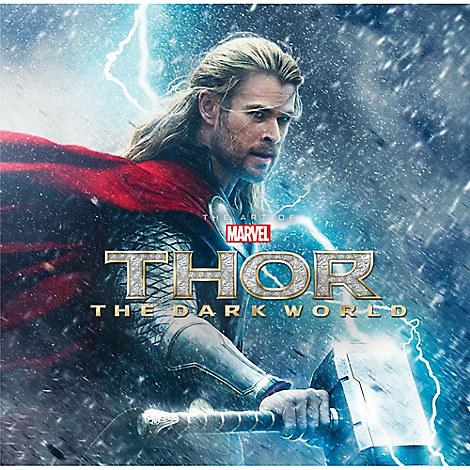 The Art of Thor: The Dark World Book