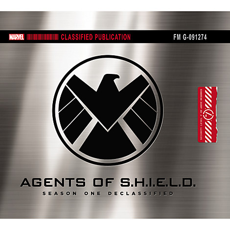 Agents of S.H.I.E.L.D.  Season One Declassified Book