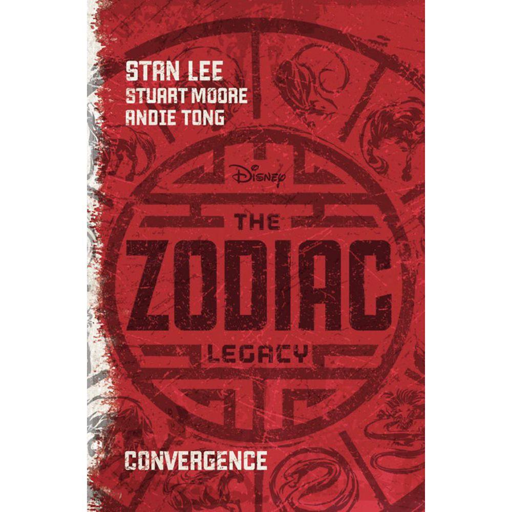 The Zodiac Legacy: Convergence Book