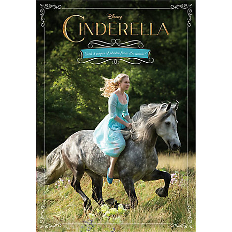 Cinderella Book - Live Action Film