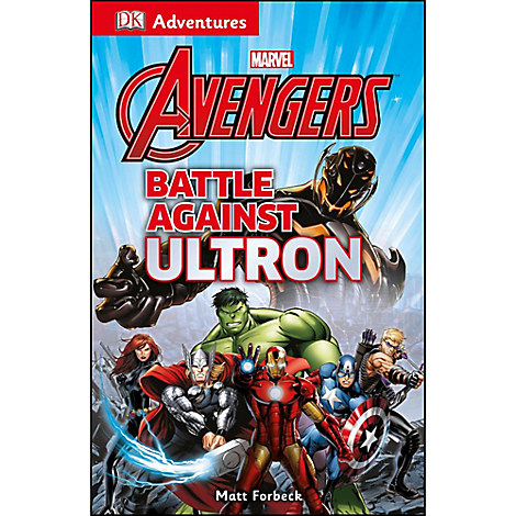 Marvel's Avengers: Battle Against Ultron Book