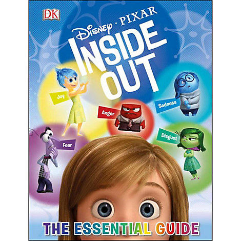 Disney•Pixar Inside Out: The Essential Guide Book
