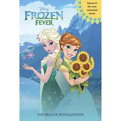 Frozen Fever Book