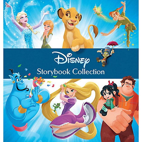 Disney Storybook Collection Book
