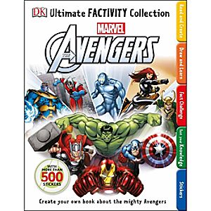 The Avengers: Ultimate Factivity Collection 7741055951564P