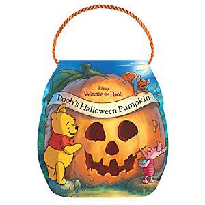 Winnie the Pooh: Pooh's Halloween Pumpkin Book