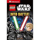 Star Wars LEGO Into Battle Book