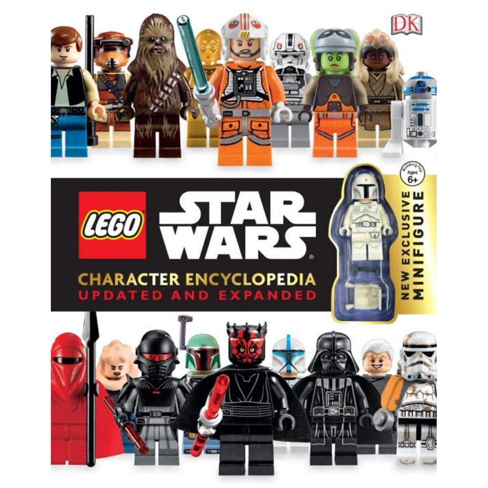 Star Wars LEGO Character Encyclopedia Book