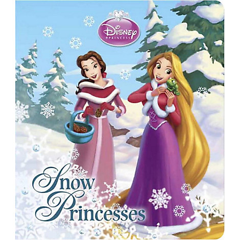 Disney Princess: Snow Princesses Book