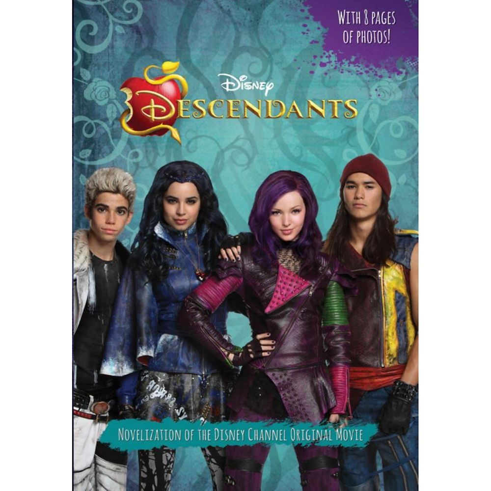 Descendants: Junior Novel Book