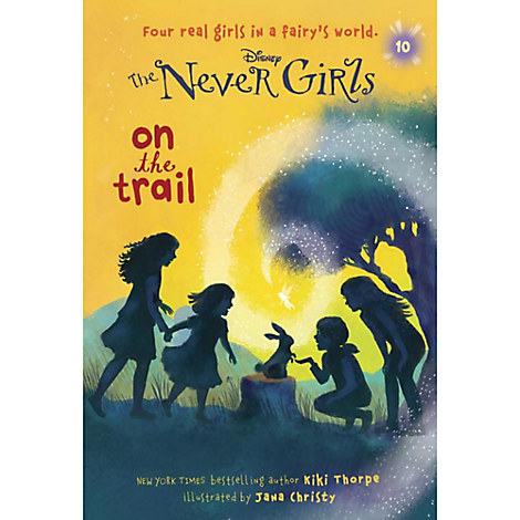 The Never Girls Book - ''On the Trail''
