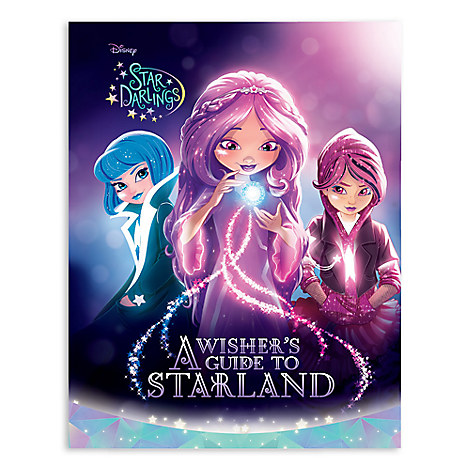 Star Darlings: A Wisher's Guide to Starland Book