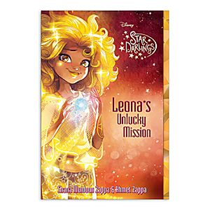 Star Darlings: Leona's Unlucky Mission Book