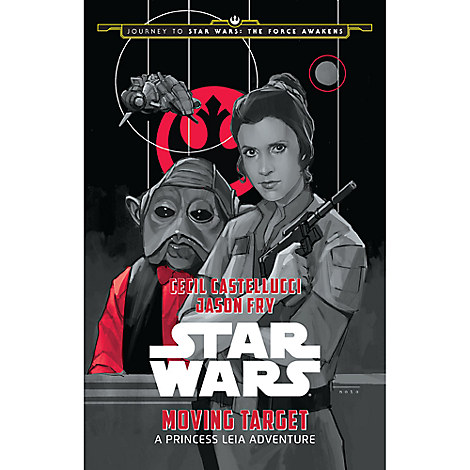 Journey to Star Wars: The Force Awakens - Moving Target Book
