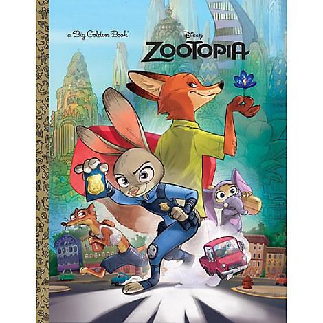 Zootopia Big Golden Book