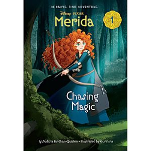 Merida 1: Chasing Magic Book