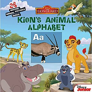 The Lion Guard: Kion's Animal Alphabet Book