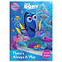 Finding Dory There's Always a Way Book