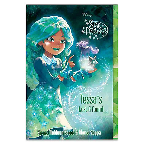 Star Darlings: Tessa's Lost & Found Book