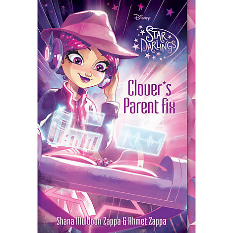 Star Darlings: Clover's Parent Fix Book