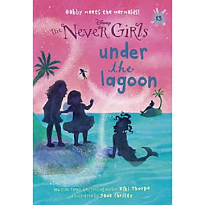 The Never Girls Book - ''Under the Lagoon''