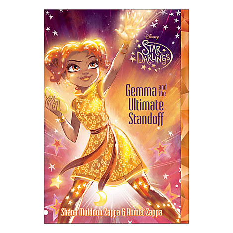 Star Darlings: Gemma and the Ultimate Standoff Book
