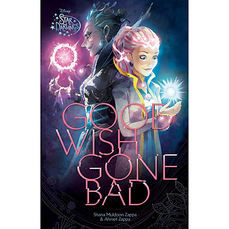 Star Darlings: Good Wish Gone Bad Book