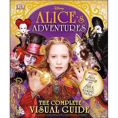 Alice's Adventures: The Complete Visual Guide Book