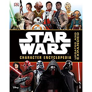 Star Wars: Character Encyclopedia – Updated and Expanded