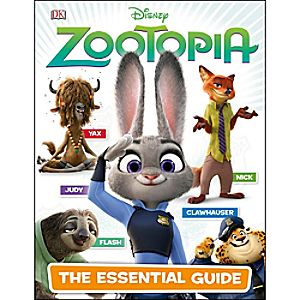 Zootopia: The Essential Guide Book