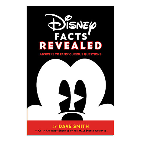 Disney Facts Revealed Book