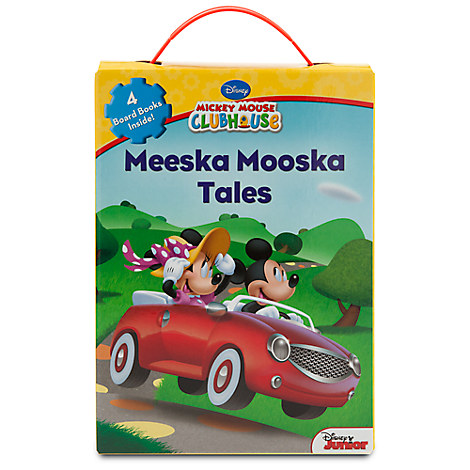 Mickey Mouse Clubhouse ''Meeska Mooska Tales'' Board Book Set