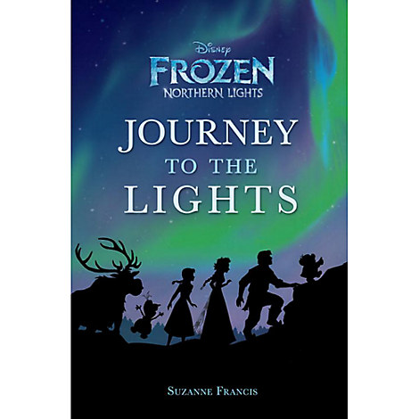 Frozen: Journey to the Lights Book
