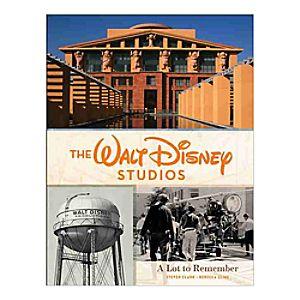 The Walt Disney Studios: A Lot to Remember Book