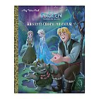Frozen Northern Lights: Kristoff's Crystal Adventure - Big Golden Book