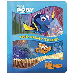 Finding Dory / Finding Nemo Board Book 7741055951902P