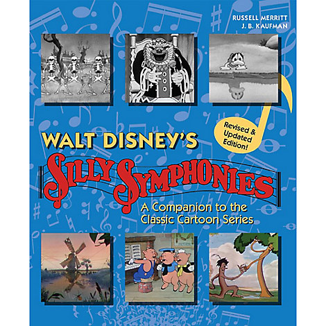 Silly Symphonies Book