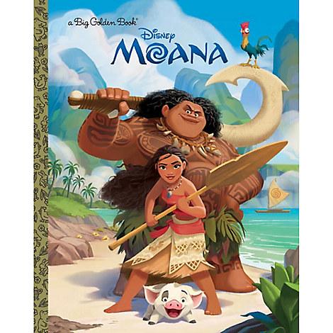 Disney Moana - Big Golden Book