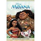 Disney Moana: The Deluxe Junior Novelization Book