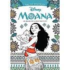 Disney Moana: Art of Coloring Book