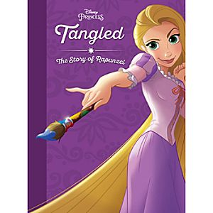 Tangled: The Story of Rapunzel Book
