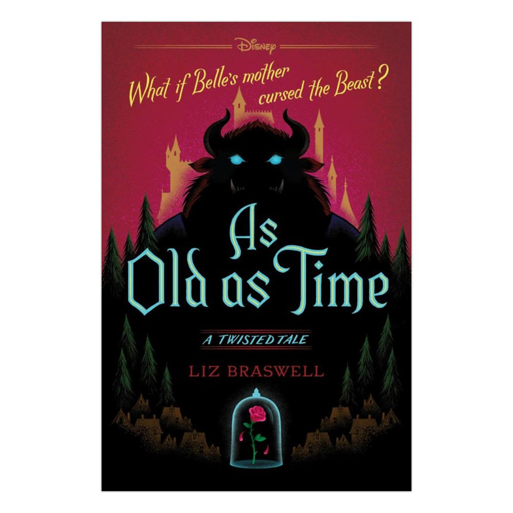 As Old as Time Book Official shopDisney